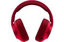 HEADSET LOGITECH GAMING G433 FIRE RED