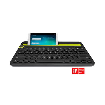 TECLADO LOGITECH BLUETOOTH MULTI-DEVICE K480